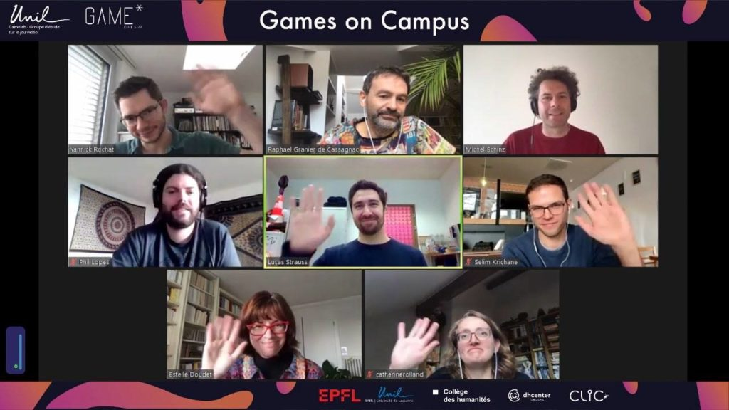 Games on Campus, 2020-2021